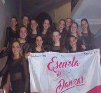 Sarmiento: la Escuela de Danzas logró la medalla de oro en Rosario