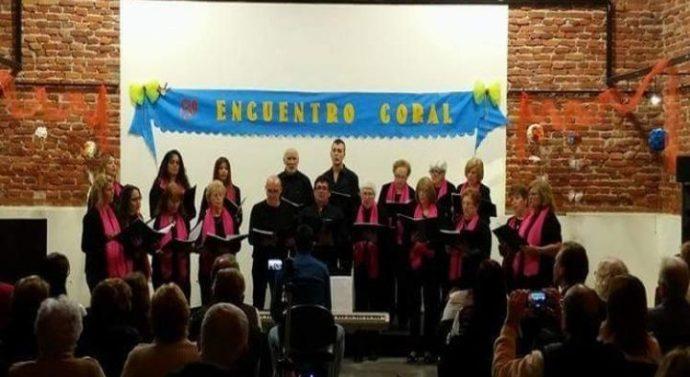 """Este sábado la región se une al 3er. Encuentro Coral """"Pilar Canta"""""""