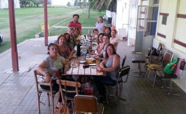 El último encuentro del año de la Usina II se desarrolló en Sarmiento