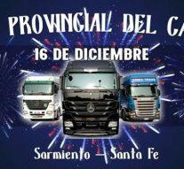Sarmiento celebra su 18va. Fiesta del Camionero