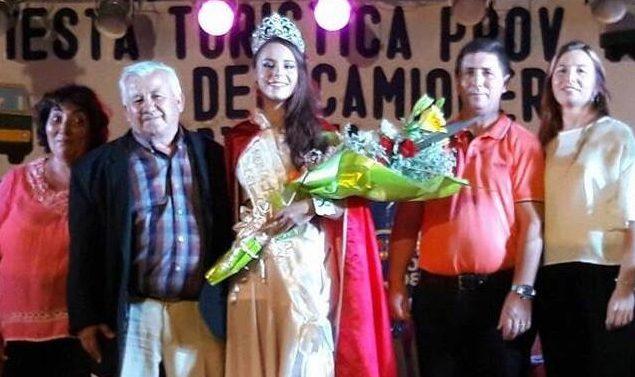 Exitosa 18va. Edición de la Fiesta del Camionero en Sarmiento