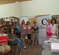 """En Moisés Ville se entregaron los libros """"Clave de Cuento"""" y """"De Pueblo en Pueblo"""""""