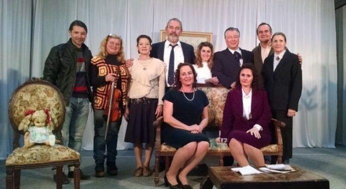 """El Grupo Teatral """"Puertas Abiertas"""" presenta cuatro obras en Sarmiento"""
