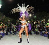 Sarmiento presentó los Carnavales 2018