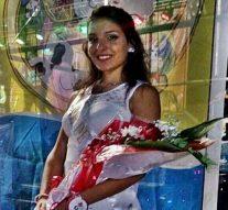 Felicia: Daniela Camusso Vice embajadora en la Fiesta Provincial del Dulce de Leche