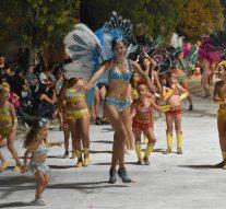 El Carnaval en Ataliva cerró con todo éxito
