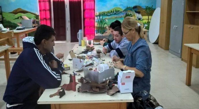 """Sarmiento: Presentaron los """"Talleres Culturales 2018"""""""