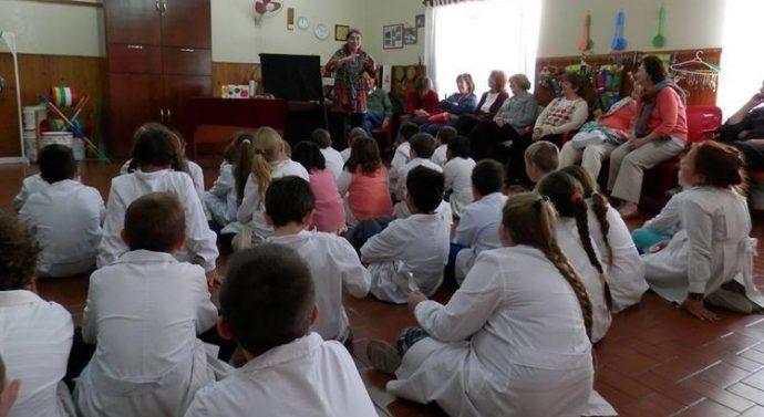 """Se presento el 1er. Certamen Literario de Sarmiento """"Fundaciones"""""""