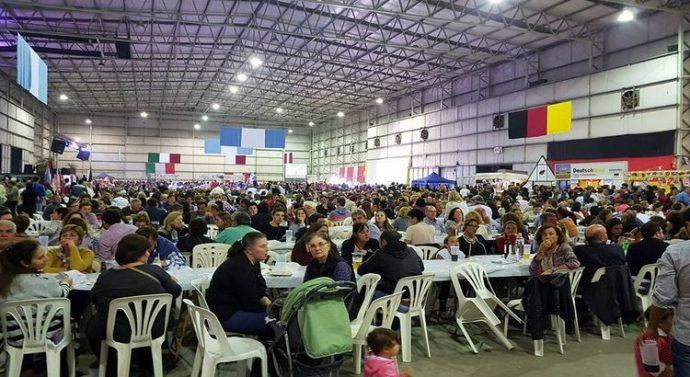 Exitosa edición de las Fiesta de las Colectividades 2018 en Esperanza