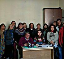 En la comunidad de Progreso se llevó a cabo la reunión de la Usina II