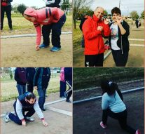 """El """"2° Torneo Provincial de Bolitas"""" se vivió como una fiesta en Grütly"""