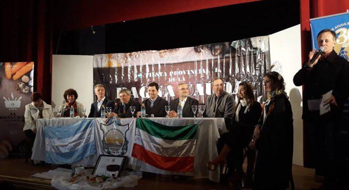 Humberto Primo: Se lanzó la 28ª Fiesta Provincial de la Bagna Cauda
