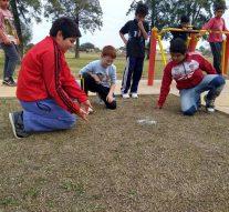 En La Pelada se jugó el «2° Torneo Provincial de Bolitas»