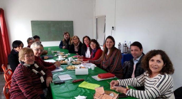 Bella Italia recibió a los integrantes de la Usina Cultural II