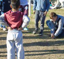 En Esperanza se jugó la instancia local del «2° Torneo Provincial de Bolitas»