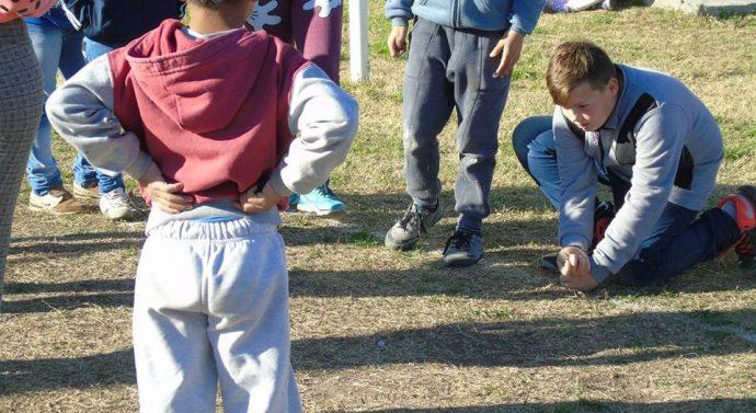 "En Esperanza se jugó la instancia local del ""2° Torneo Provincial de Bolitas"""