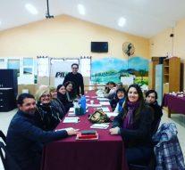 La Usina Cultural II se reunió en la comunidad de Pilar