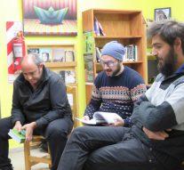 Lehmann se llenó de Poesía junto a los «Francotrinadores Santafesinos»