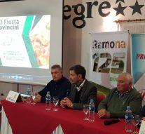 """Ramona: Se lanzó oficialmente la """"21ª Fiesta Provincial de los Ravioles"""""""