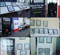 """La Muestra """"Infancia y Barrio"""" visita comunidades del Dpto Castellanos y Las Colonias"""
