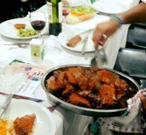 En Bella Italia se disfrutó de la «Fiesta de la Mamona al Horno»