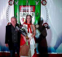 Sarmiento: Luz Rodríguez nueva Reina de ExpoArte 2018