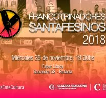 «Los Francotrinadores Santafesinos» cierran un nuevo año con poesías en Rafaela