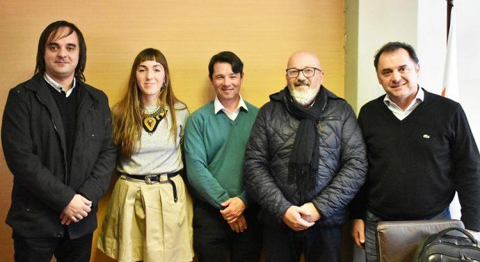 El Ente Cultural Santafesino se reunió con el Consejo de Cultura San Justo de Córdoba