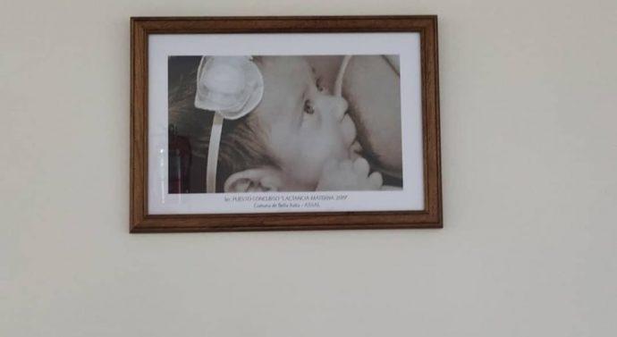 Concurso Fotográfico de Lactancia Materna en Bella Italia