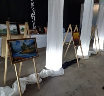 Se inauguró la Muestra «Dibujo y Pintura»