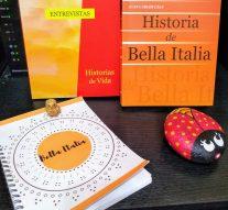 """Presentarán los libros """"Historia de Bella Italia"""" y """"Entrevistas"""""""