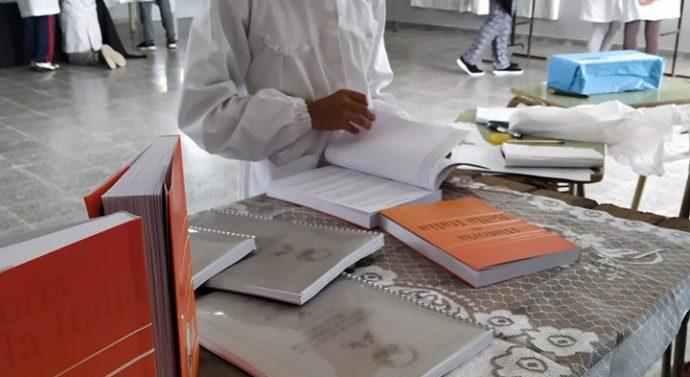 «Feria del Libro» en Bella Italia