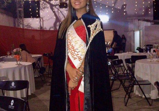 Reina esperancina en Cayastá