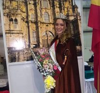Esperanza: Martina Oldani fue elegida Reina de la Fiesta de las Colectividades