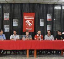 Se realizó el lanzamiento de la 34ª Fiesta Nacional del Chorizo Artesanal