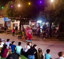 Lehmann tuvo su «Festival Carnavalense»