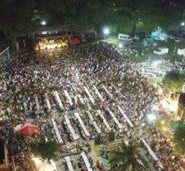 Ataliva: La 34ª Fiesta Nacional del Chorizo Artesanal convocó a más de 8000 personas