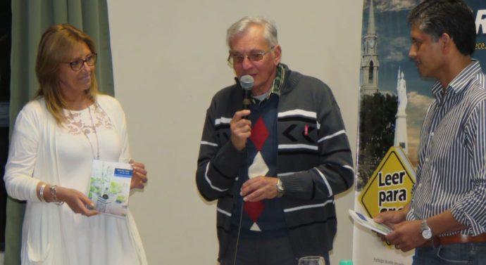 Pilar: Edelmiro Molzoni un «Francotrinador» presente