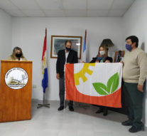 Presentaron oficialmente la Bandera de Bella Italia