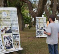 Ataliva expuso la muestra «Historias Ilustradas»
