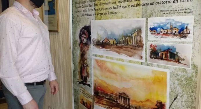 «Historias Ilustradas» inicia su gira provincial en Ramona