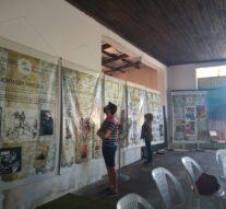 Nuevo Torino disfruta de la Muestra «Historias Ilustradas»