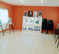 La comunidad de La Pelada expone la Muestra «CuidARTE»