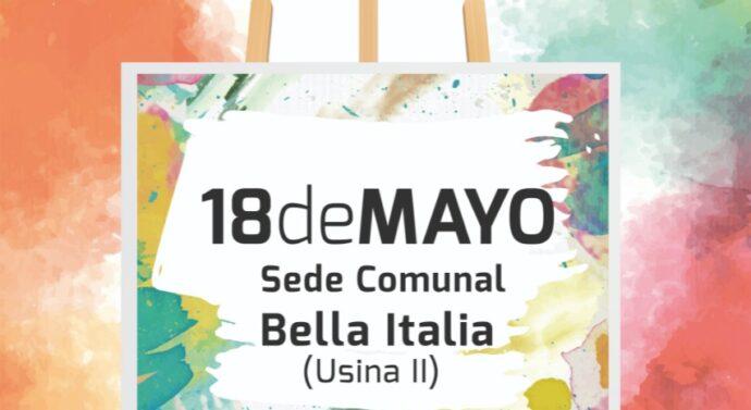 Bella Italia reúne a todas las «Formas y Colores» de la Usina II