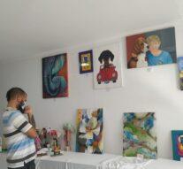 En Bella Italia se inauguró el segundo «Forma y Color»