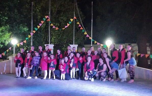 Actividades en Sarmiento por sus 140° aniversario