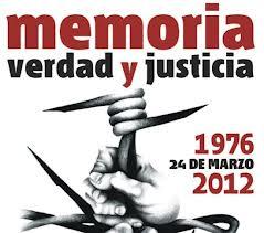 24 de marzo-Día de la Memoria por la Verdad y la Justicia