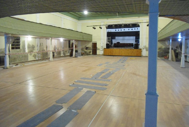 Santa Isabel: Nueva fecha de reapertura del Complejo Cultural Centenario