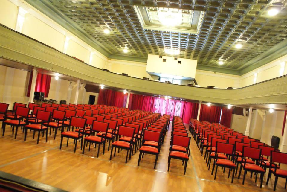 Santa Isabel: Se inauguró el Complejo Cultural