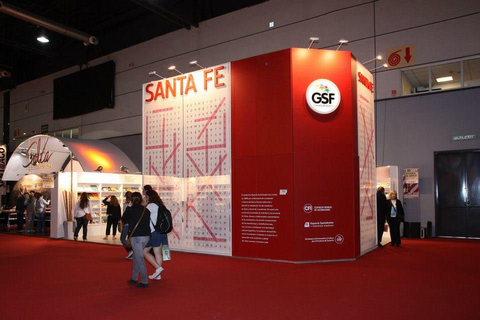 El Ente Cultural presente en la 40º Feria Internacional del Libro